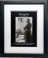 Integrity - Dr. Martin Luther King, Jr.